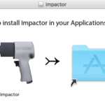 install developers iOS Apps using cydia impactor