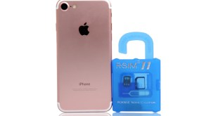 R-SIM11 Unlock carrier sim Card iPhone 7