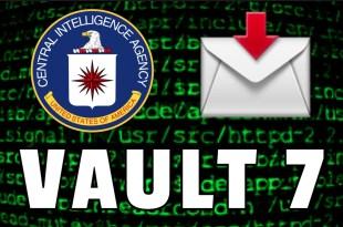CIA Hacking Tools program Vault 7