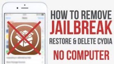 Remove all tweaks with OSRestoreX