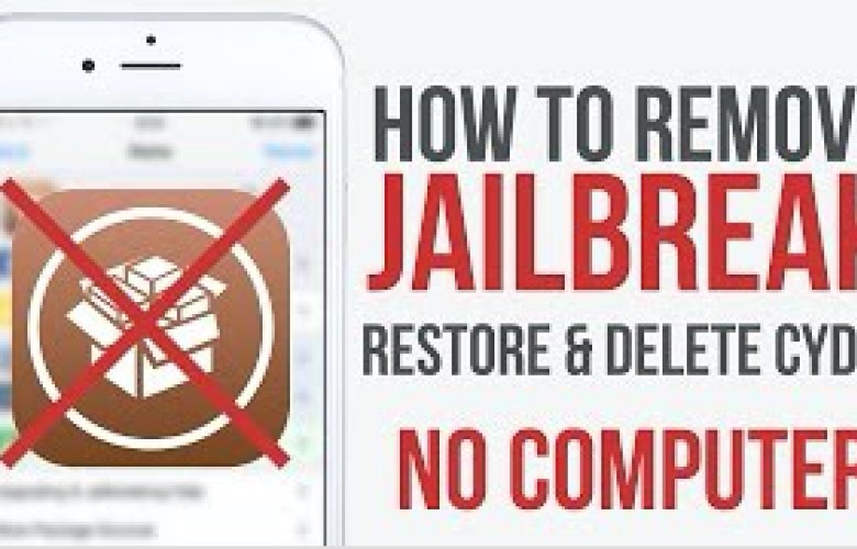 remove jailbreak with OSrestorex