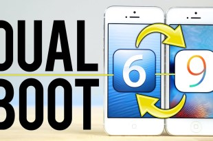 Dual Boot IOS 6.1.3 : 7 & IOS 9.3.5 on 32Bit Devices iPhone 4s, iPhone 5, iPod 5, iPad 2
