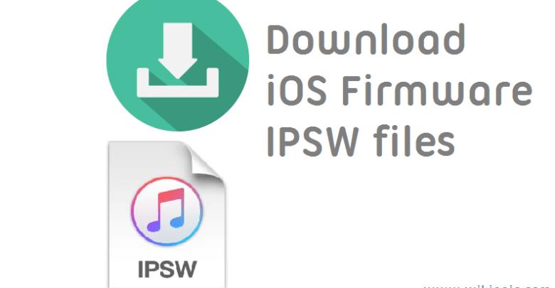 DOWNLOAD ALL IPSW - iPhone firmware direct download