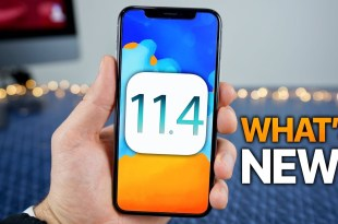 Apple Releases iOS 11.4 with AirPlay 2, Messages in iCloud, watchOS 4.3.1