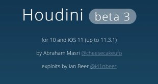 Download Houdini11 semi-jailbreak for iOS 11-11.3.1