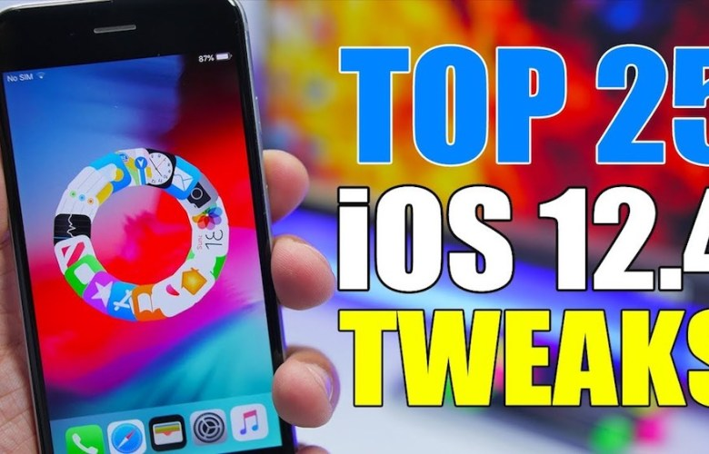 Top 25 Best FREE iOS 12.4 Jailbreak Tweaks to Install