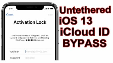 FREE UNTETHERED iCloud Bypass iPhone 5S-X & IPAD