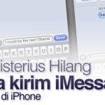 Bugs iMessage iPhone