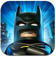 Logo LEGO Batman - DC Super Heroes