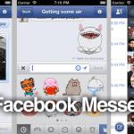 Facebook Messenger iPhone