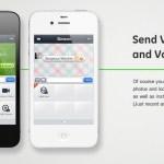LINE untuk iPhone