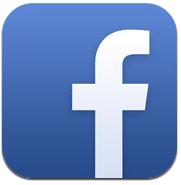 Logo Faccebook iOS
