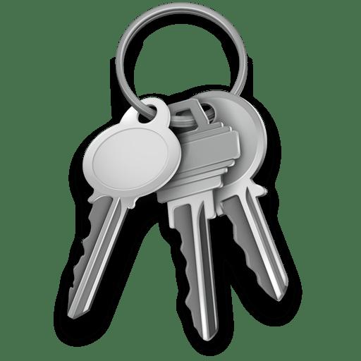 Logo Keychain Access OS X