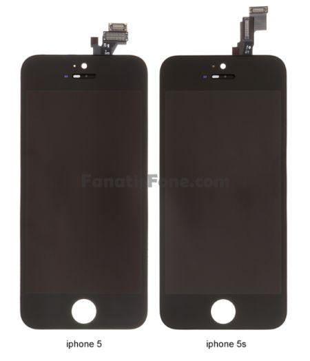 Perbandingan Display iPhone 5 dan iPhone 5S