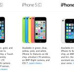 Perbandingan iPhone 5S, iPhone 5C dan iPhone 4S