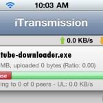 Torrent, Aplikasi iOS, i