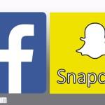 Facebook, SnapChat, Slinghot