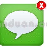 Fitur iOS, iMessage, iOS 7