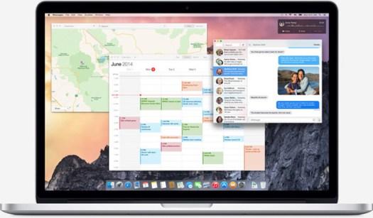 OSX Yosmite, AirDrop, iOS 8