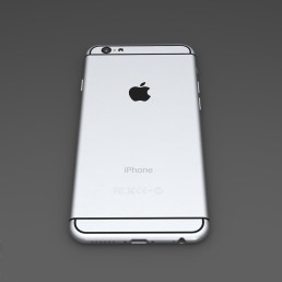 Gambar Render Digital iPhone 6 karya Mark Pelin ~ 5