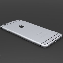 Gambar Render Digital iPhone 6 karya Mark Pelin ~ 6
