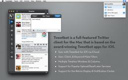 Tampilan dan Fitur Kereen Tweetbot Mac