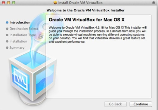 VirtualBox, Machintosh, Dual Boot