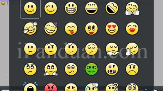 Emotions, BBM, Chat, Emoji