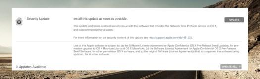 Security-Updates