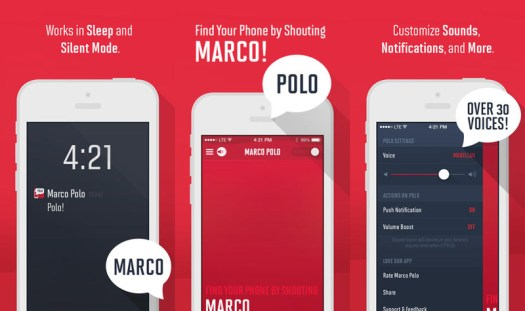 Marco Polo, Aplikasi iOS 8, Aplikasi iPad, Aplikasi iPhone