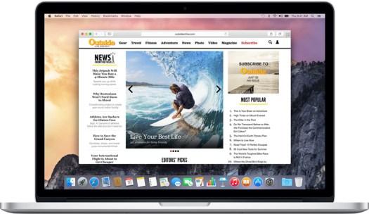 OS X 10.10.2 Beta 4, Download beta, update pengembang