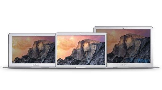 MacBook Air, Update Minor MacBook Air, MacBook