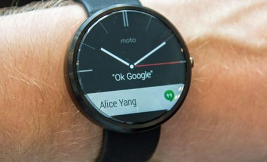 Android Wear, Google, iOS, iPhone, iPad