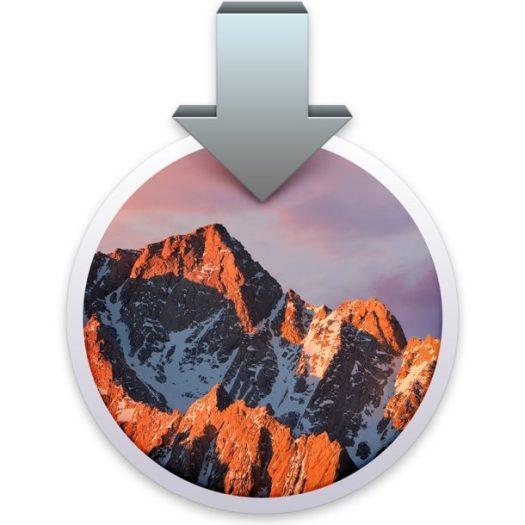 macOS Sierra Installer App