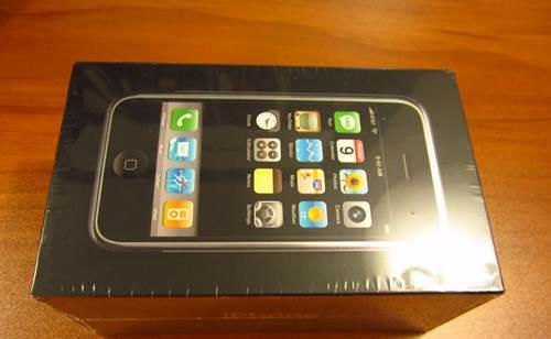 iPhone Generasi pertama