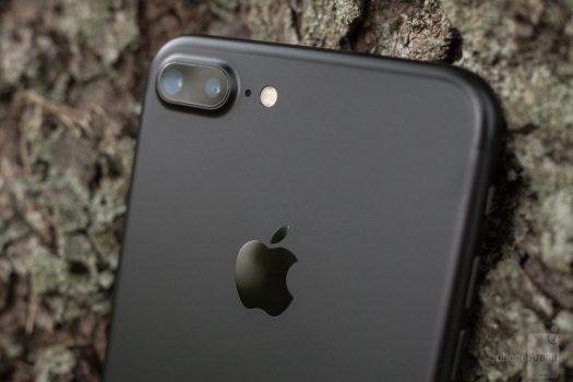 iPhone 7 Plus Matte Black