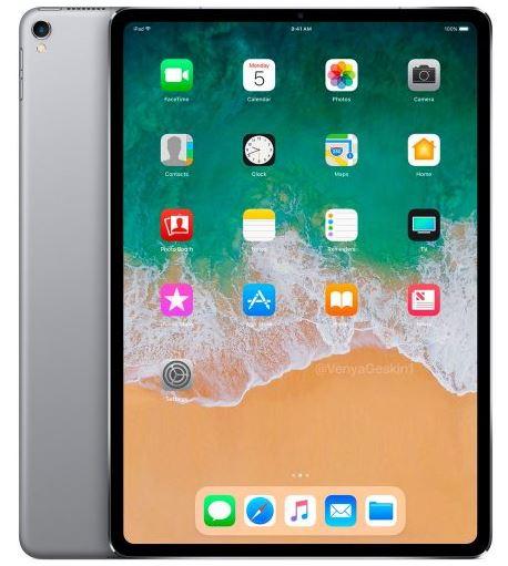 Desain Ipad Pro