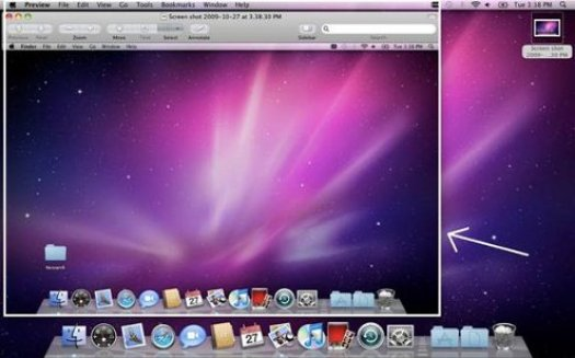 screenshoot mac