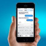 iMessage iPhone