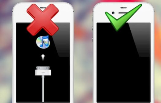 Cara Masuk DFU Mode di iPhone