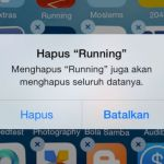 Cara Mudah Menghapus Aplikasi di iPhone
