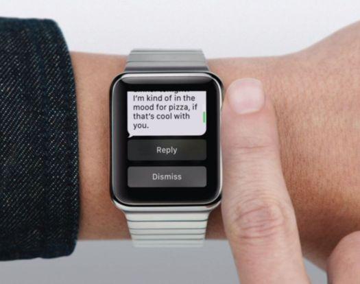 Cara Mudah Membuat Smart Reply Pada Apple Watch