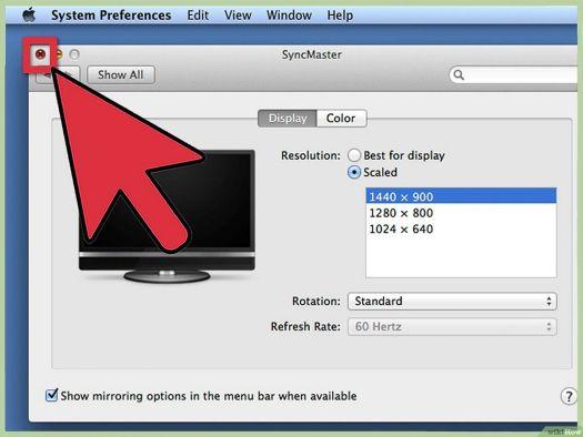 Cara Mudah Mengubah Refresh Rate di Mac