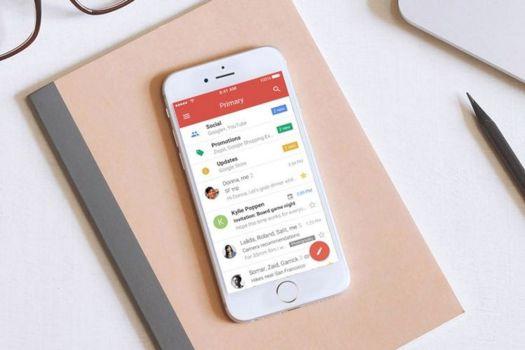 Gmail Lakukan Pembaharuan Untuk Pengguna iOS