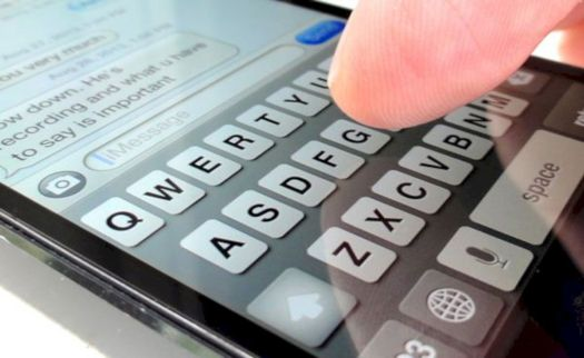 Menghilangkan Suara Keyboard di iPhone