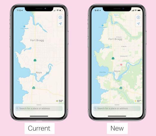 Apple Maps Lakukan Pembaruan Terkair Covid 19