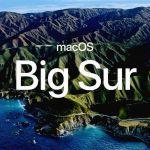 masOS Big Sur