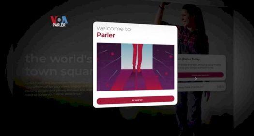 Apple Hapus Aplikasi Parler dari App Store