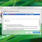 Cara Mudah Memperbarui Browser Safari