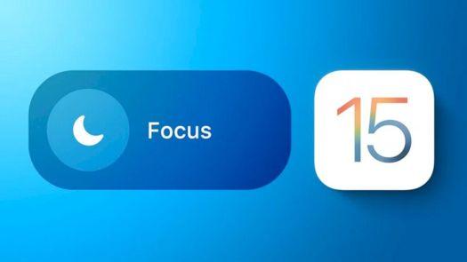 Cara Mudah Mengaktifkan Fokus Pada iOS 15